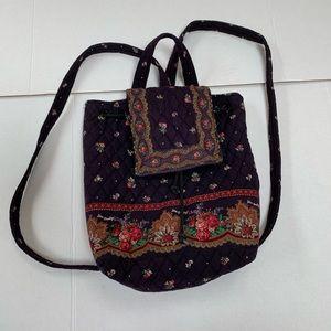 Vera Bradley vintage backpack